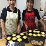 BAKE風チーズムースタルト!!