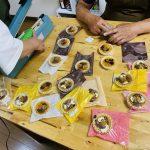米粉スイーツ商品開発アドバイス④米粉タルトのサンプル提出用制作
