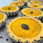 米粉スイーツ商品開発アドバイス⑥米粉タルト(かぼちゃ)&米粉シフォン
