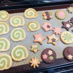 アレルギー対応★カラフル型抜きクッキー