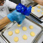 米粉スイーツ商品開発アドバイス⑰工房へ訪問!米粉シュークリーム最終チェック